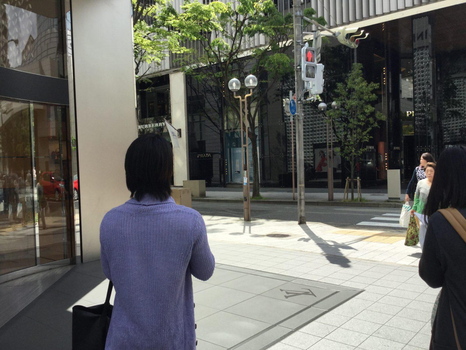 いざ 神戸の街へ