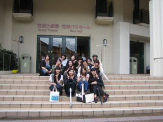 タカラヅカ衣裳見に行きました!